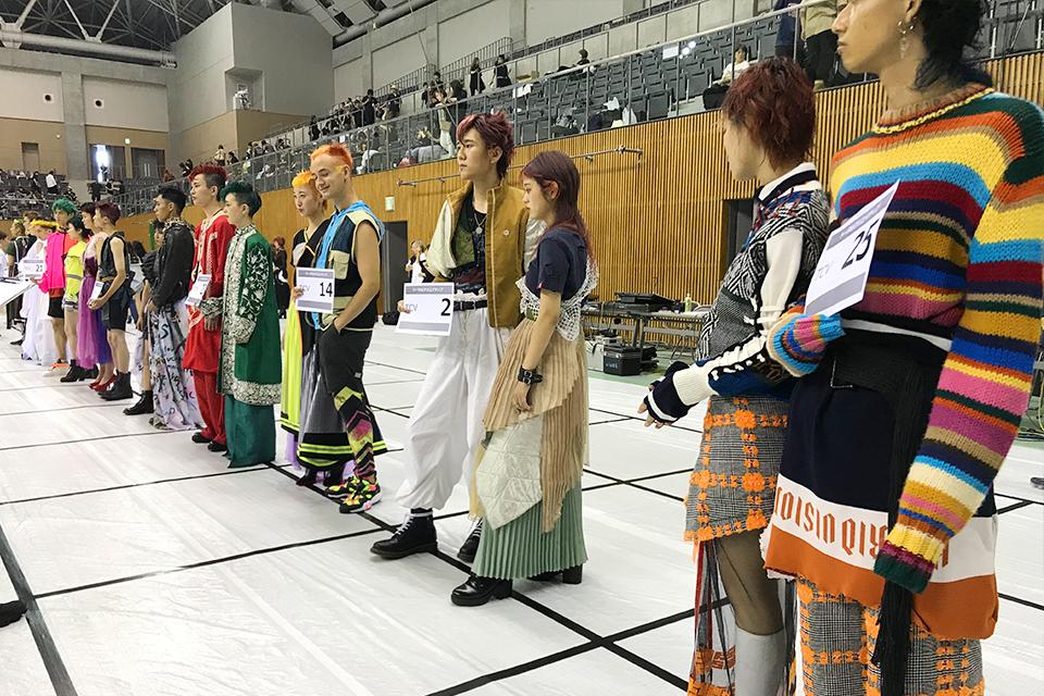 STYLING COLLECTION 2019 TOKAI@スカイホール豊田