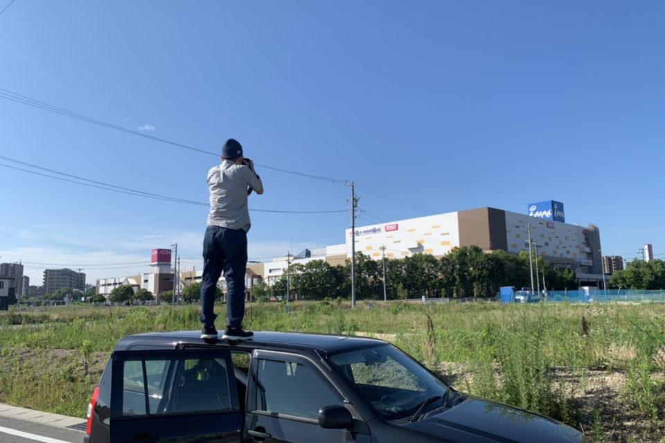 アイモール三好 リニューアルオープン ビジュアル制作