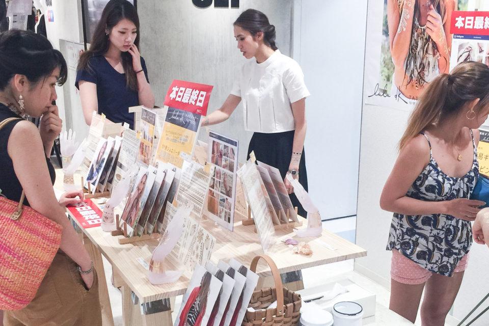 名古屋PARCO LuLu dk Pop Up Shop