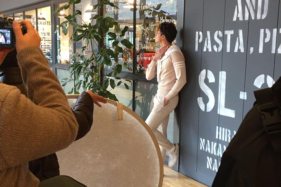 L'UCIDO STYLE 2019 春夏 ビジュアルイメージ シューティング &映像制作